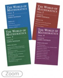 The World of Mathematics: A Four-Volume Set - James R. Newman