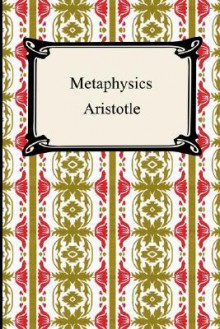 Metaphysics - Aristotle, William David Ross