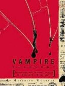 Vampire Taxonomy - Meredith Woerner
