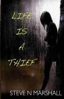 Life is a thief - Steve N. Marshall