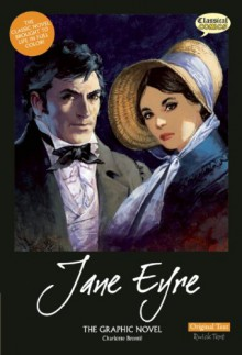 Jane Eyre: The Graphic Novel (American English, Original Text) - Charlotte Brontë