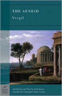 The Aeneid - Virgil, Christopher Pearse Cranch, Sarah Spence