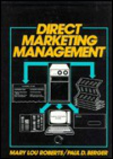 Direct Marketing Management - Mary Lou Roberts