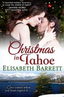 Christmas in Tahoe - Elisabeth Barrett