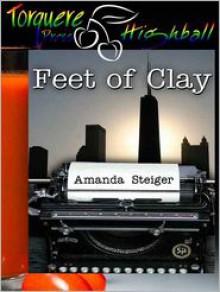 Feet of Clay - Amanda Steiger