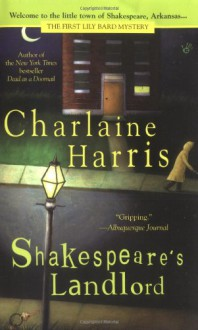 Shakespeare's Landlord (Audio) - Julia Gibson, Charlaine Harris