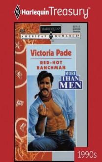Red-Hot Ranchman - Victoria Pade