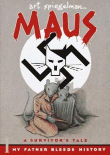 Maus Bxd Set-2 Vols (Boxed Set) - Art Spiegelman