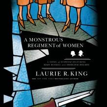 A Monstrous Regiment of Women - Laurie R. King, Jenny Sterlin