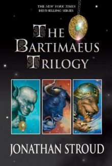 Bartimaeus 3-book boxed set - Jonathan Stroud