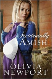 Accidentally Amish - Olivia Newport