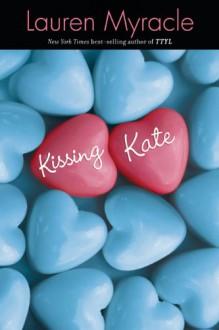 Kissing Kate - Lauren Myracle
