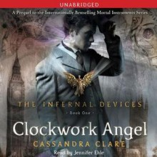 Clockwork Angel - Jennifer Ehle, Cassandra Clare