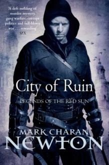 City of Ruin - Mark Charan Newton