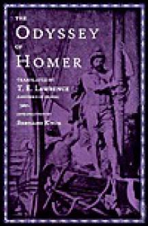 The Odyssey - Homer, T.E. Lawrence, Bernard Knox
