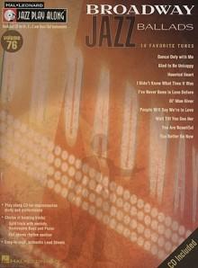 Broadway Jazz Ballads [With CD] - Mark Taylor