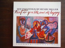 Paintings of Henry Miller - Henry Miller, Lawrence Durrell