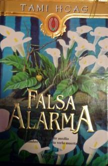 Falsa Alarma - Tami Hoag