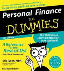 Personal Finance For Dummies (Audio) - Eric Tyson, Brett Barry