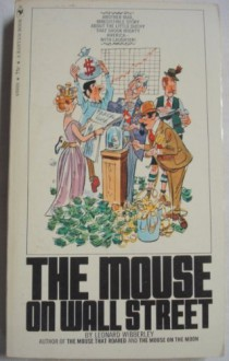 The Mouse on Wall Street (55305699075, S569975CABB, 1971 Printing, Second Edition) - Leonard Wibberley