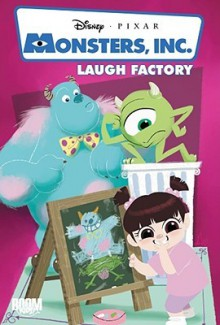 Monsters, Inc: Laugh Factory (Disney Pixar) - Paul Benjamin, Don Rosa, Amy Mebberson