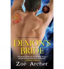 Demon's Bride - Zoe Archer