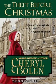The Theft Before Christmas - Cheryl Bolen