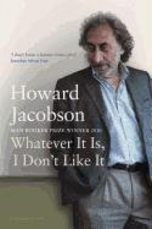 The Finkler Question (Man Booker Prize) - Howard Jacobson
