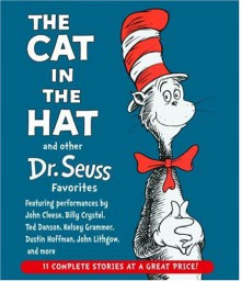 The Cat in the Hat and Other Dr. Seuss Favorites - Dr. Seuss, John Lithgow, Ted Danson, Dustin Hoffman, Kelsey Grammer, Billy Crystal, John Cleese