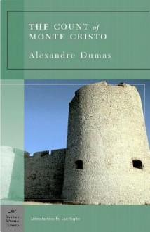 Count of Monte Cristo - Luc Sante, Alexandre Dumas
