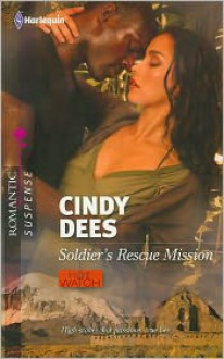Soldier's Rescue Mission - Cindy Dees