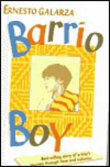 Barrio Boy - Rudolf Steiner, Ernesto Galarza