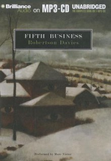 Fifth Business - Robertson Davies, Marc Vietor