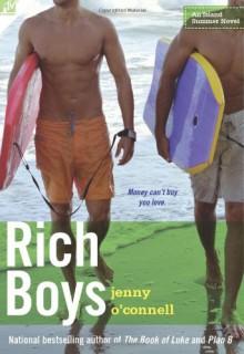Rich Boys - Jenny O'Connell