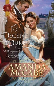 To Deceive a Duke - Amanda McCabe