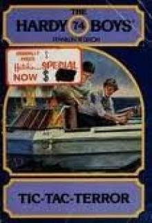 Tic-Tac-Terror (Hardy Boys, #74) - Franklin W. Dixon, Leslie Morrill
