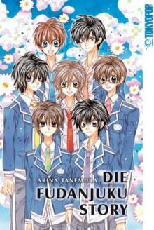 Die Fudanjuku Story - Arina Tanemura