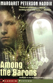 Among the Barons - Margaret Peterson Haddix