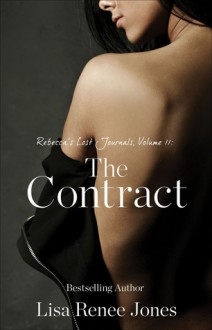 Rebecca's Lost Journals, Volume 2: The Contract - Lisa Renee Jones