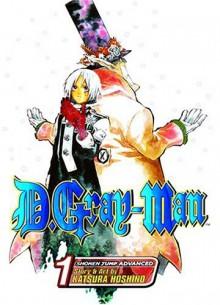 D.Gray-man, Volume 01 - Katsura Hoshino