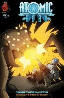 Atomic Robo #2 - Jeff Powell, Brian Clevinger, Ronda Pattison, Scott Wegener