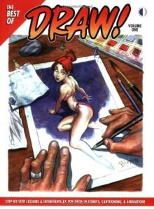 Best of Draw! Volume 1 - Mike Manley, Bret Blevins, Dave Gibbons, Jerry Ordway, Genndy Tartakovsky