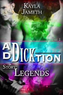 Ad-dick-tion anthology: Legends - Kayla Jameth