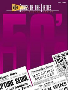 More Songs of the '50s: Easy Piano - Hal Leonard Publishing Company