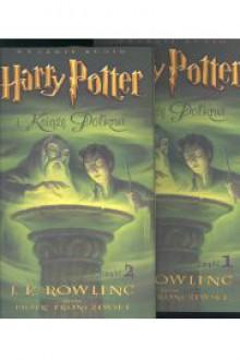 Harry Potter i Książę Półkrwi - J.K. Rowling