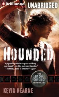 Hounded - Luke Daniels, Kevin Hearne