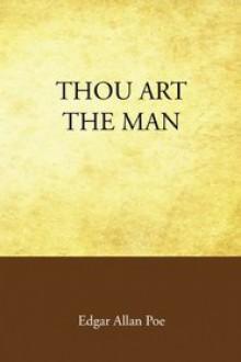 Thou Art the Man - Edgar Allan Poe