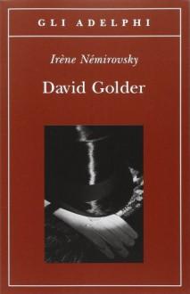 David Golder - Irène Némirovsky, Margherita Belardetti