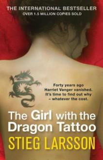 The Girl with the Dragon Tattoo - Reg Keeland, Stieg Larsson