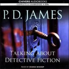 Talking About Detective Fiction - P.D. James